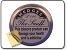 Hedges L260 Snuff Large Tin