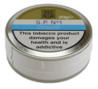 SP No.1 Snuff Large Tin