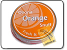 Poschl Ozona Orange snuff