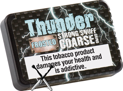 Thunder - Frosted Course